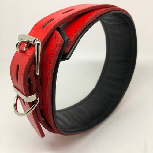 Red & Black Collar