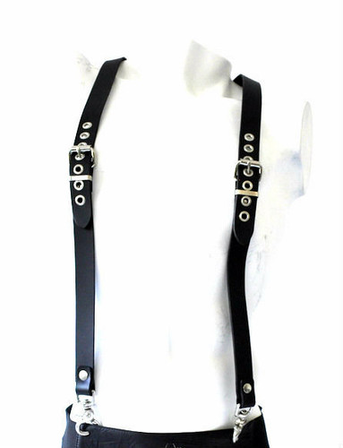 25mm Wide Braces Suspenders