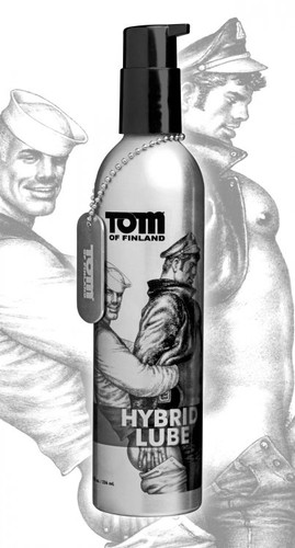 Tom of Finland Hybrid Lube - 8 oz