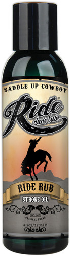 Ride - Rub Stroke Oil 125ml