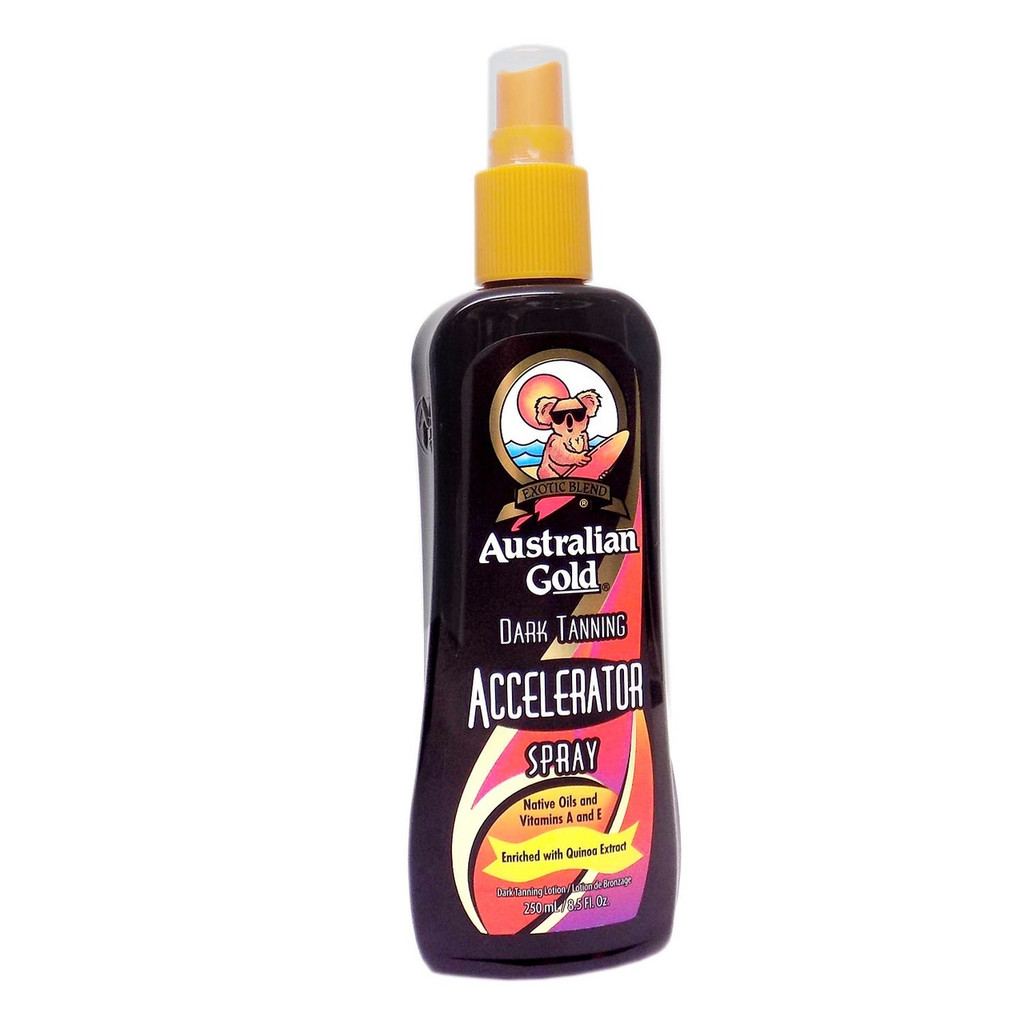 Australian Gold Dark Tanning Accelerator Spray 8 5 Oz
