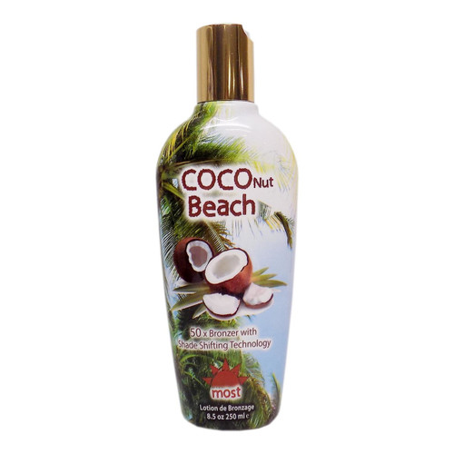 Most Products COCONUT BEACH 50X Bronzer - 8.5 oz.