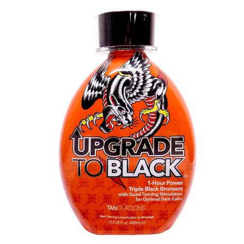 Ed Hardy UPGRADE TO BLACK Bronzer - 13.5 oz.