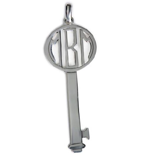 "Personalized 2.5"" Key Pendant"