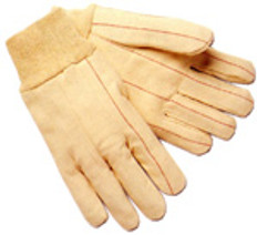 100% Cotton Red Line Glove (SOLD BY THE PAIR)