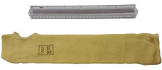 """100% KEVLAR® Fiber 18""""Sleeve with Thumb Hole (Price for 1 Sleeve)"""