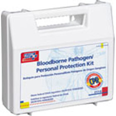 25 Piece Bloodborne Pathogen/Personal Protection Kit