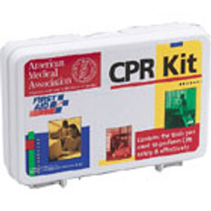 6-piece Microshield® CPR Kit