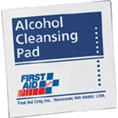 "Alcohol Cleansing Pads - 1-1/4"" x 2-5/8"" (100 p/Box)"