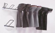 Boot Rack, Black, Holds 4 Pairs