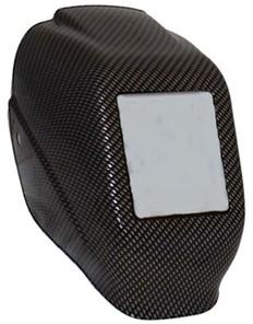Jackson Carbon Fibre Welding Hoods Shade 10 Lens