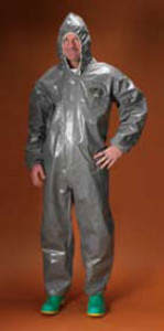 Chemmax 3 Coverall with Hood, Elastic Wrists and Ankles (6 per case)