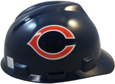 Chicago Bears Right view
