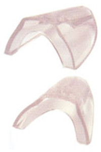 Pyramex #SS100 Clear Slip On Safety Glass Sideshields