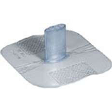 CPR Faceshield W/Ventilation Tube in Poly Bag