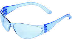 MCR Crews #CL113 Checklite Safety Eyewear w/ Light Blue Lens