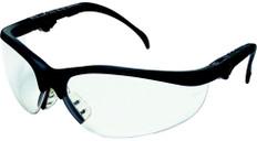 MCR Crews #KD310AF Klondike Plus Safety Eyewear w/ Fog Free Clear Lens