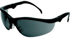 MCR Crews #KD312AF Klondike Plus Safety Eyewear w/ Fog Free Smoke Lens