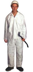DuPont Tyvek® Shirts with Snap Enclosure (50 per case)