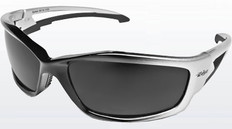 Edge #SK116 Kazbek Safety Eyewear w/ Smoke Lens