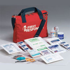 First Responder Kit, 120 Piece