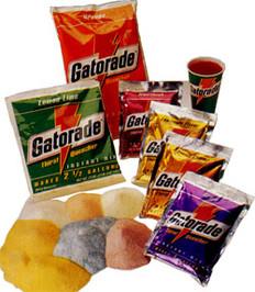Gatorade Instant Powder, 1 Gallon (40 per case) Fruit Punch