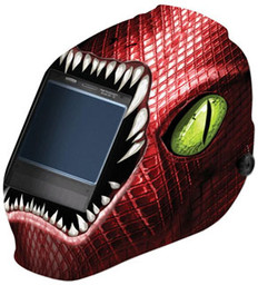 Jackson Halox W60 Truesight Welding Helmet Serpent