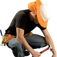 Occunomix #898-078 Safety Helmet Shade Orange