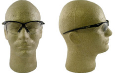 Jackson #19804 Nemesis Safety Eyewear w/ Clear Lens