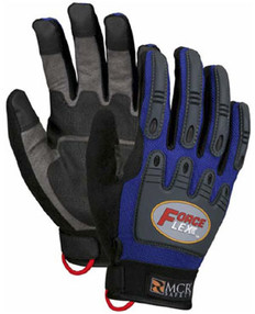 MCR Force Flex Gloves - Blue