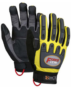 MCR Force Flex Glove - Yellow