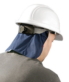 Occunomix #969 Safety Helmet Cooling Neck Shade