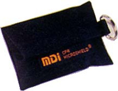 CPR Microkey With Glove