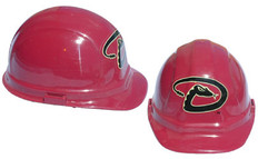 Arizona Diamonbacks MLB Baseball Safety Helmets with pin lock suspensions