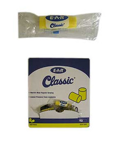 E.A.R. Classic Uncorded (POLY BAG PACKS) (200 ct)