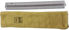 "100% KEVLAR® Fiber 14"" Sleeves (Price is for 12 Sleeves)"