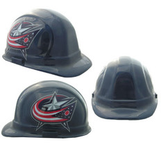 Columbus Blue Jackets Safety Helmets