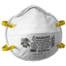3M 8210PLUS Series N95 Respirator (20 per box)