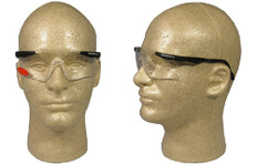 Smith and Wesson #4842 Mini Magnum Safety Eyewear w/ Clear Lens