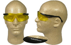 Smith and Wesson #5844 Magnum Safety Eyewear w/ Amber Lens