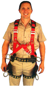 Eagle Tower LX Harness
