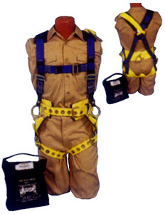 Oil Rigger's Harness Kit (One D-Ring)