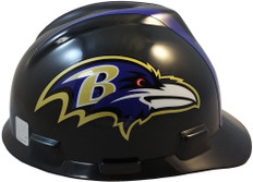 Baltimore Ravens Right view