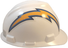 Los Angeles Chargers Right view