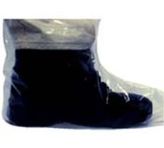 Plastic Boot Covers 6 Mil Plastic (125 pair per case)