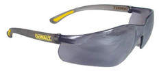Dewalt #DPG52-6 Contractor Pro Safety Eyewear w/ Silver Mirror Lens