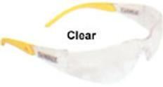 Dewalt #dpg54-1 Protector Safety Eyewear w/ Clear Lens