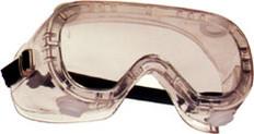 Pyramex #G204T Fog Free Indirect Vent Safety Eyewear Goggles w/ Fog Free Clear Lens