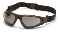 Pyramex #GB4020ST XSG Safety Eyewear w/ Smoke Lens