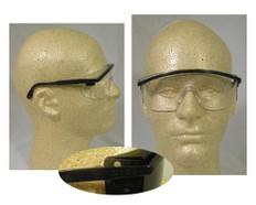 Uvex #S1359 Astro 3000 Safety Eyewear w/ Clear Lens